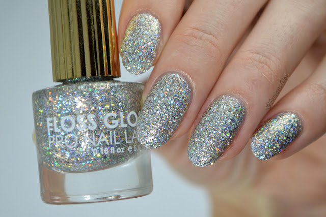 Floss gloss dimepiece glitter swatch furious filer