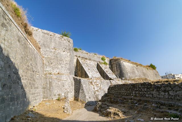 Fortaleza Nueva - Corfu por El Guisante Verde Project