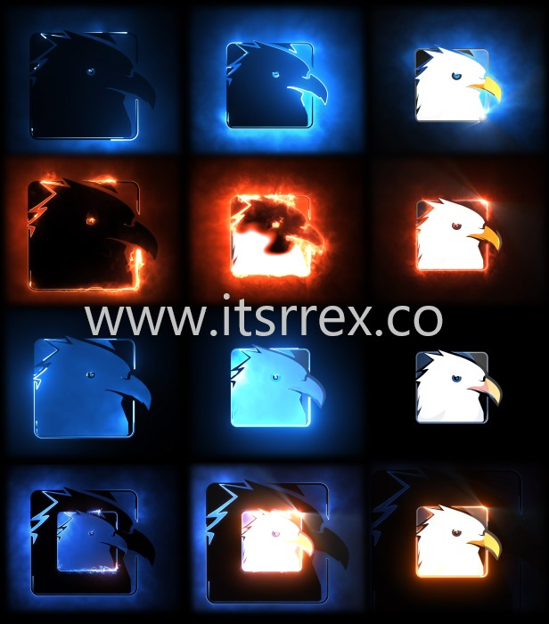 Download Videohive – Cinematic Light Logo Reveal Pack Free