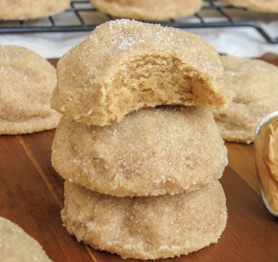 PERFECT PEANUT BUTTER COOKIES #dessert #cookie