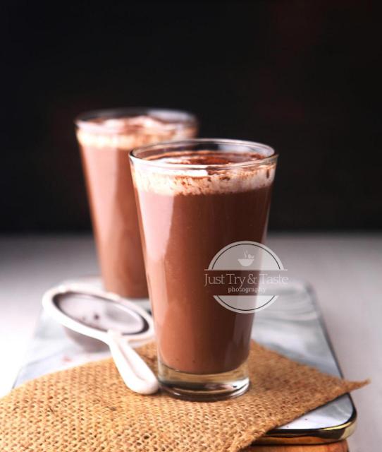 Resep Hot Chocolate Super Lezat JTT