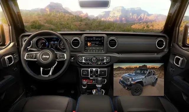 تصميم جيب رانجلر Jeep Wrangler 2021