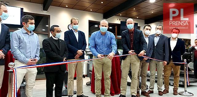 Osorno: inauguran primer centro de traumatología y medicina deportiva