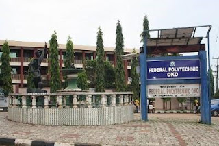 Federal Polytechnic Oko ND Part-time Admission For 2019/2020 Session