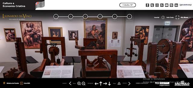 Da Vinci - Galeria Mista