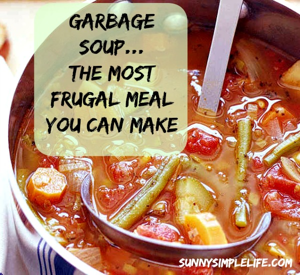 vegetable soup recipe, frugal recipes, cheap crockpot soup recipe