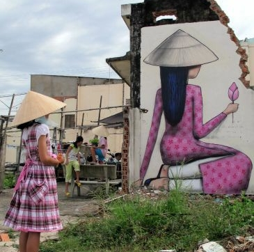 Top 10 Street Arts with Inspirational messages