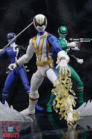 Power Rangers Lightning Collection SPD Omega Ranger & Uniforce Cycle 60
