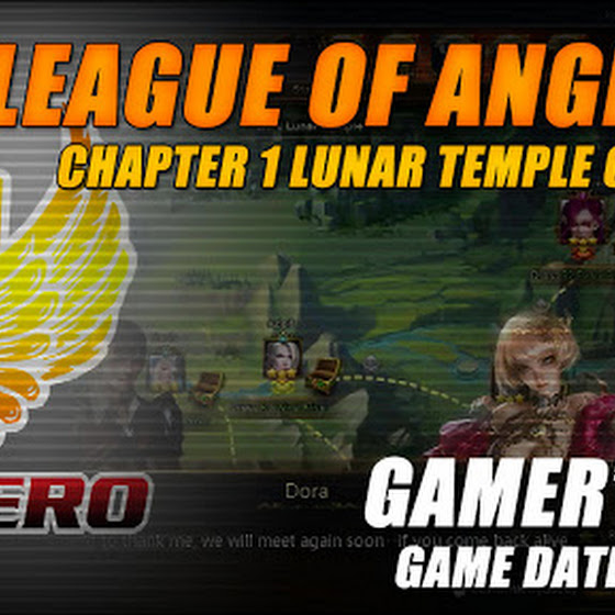 League Of Angels 2 ★ Chapter 1 Lunar Temple Complete ★ Gamer's Log, Game Date 4.2.2016