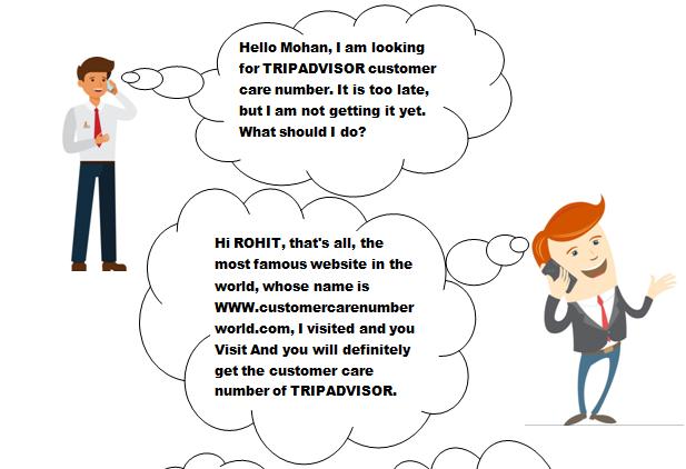 TripAdvisor  All  customer care number india And Social Platform