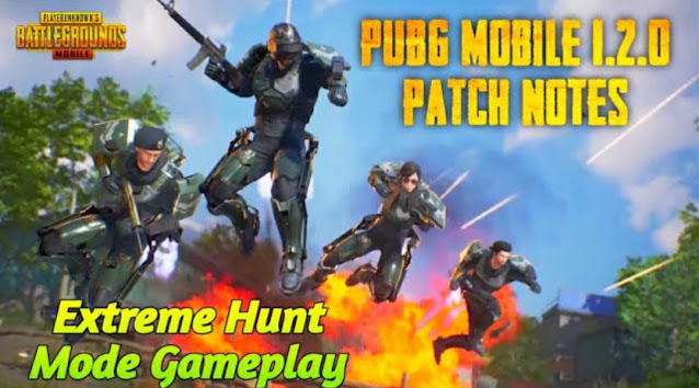 PUBG Mobile 1.2.0 Beta Update expected release date