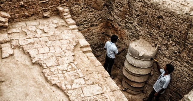 Harappa Like Site Found In Tamil Nadu The Archaeology