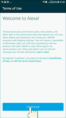 Alexa android phone me kaise download kare