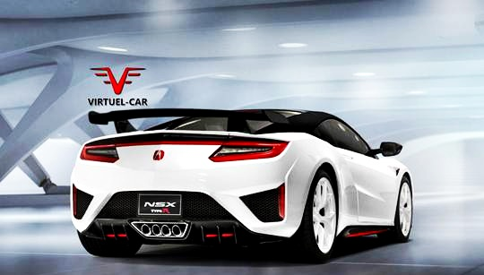 2017 acura nsx type r specs family car reviews. Black Bedroom Furniture Sets. Home Design Ideas