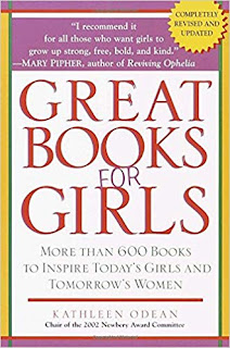 Great Books for Girls Book l LadyD Books Review