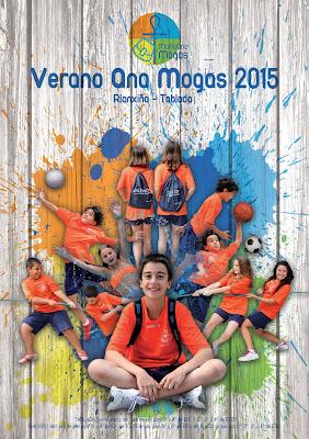 Verano Ana Mogas 2015 - Colegio Divina Pastora
