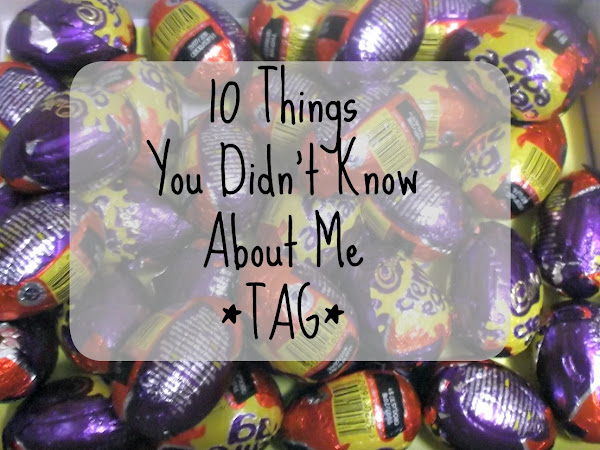 10 Things You Didn't Know *Tag*