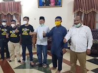 """Bahdin Nur Tanjung : """"Terimakasi Bung Jazetum Don't stop Comandan"""""""