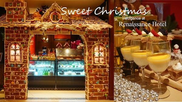 Sweet Christmas at TEMPTationS, Renaissance KL Hotel