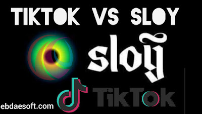 التطبيق الروسي الجديد Sloy ينافس تطبيق TikTok تيك توك