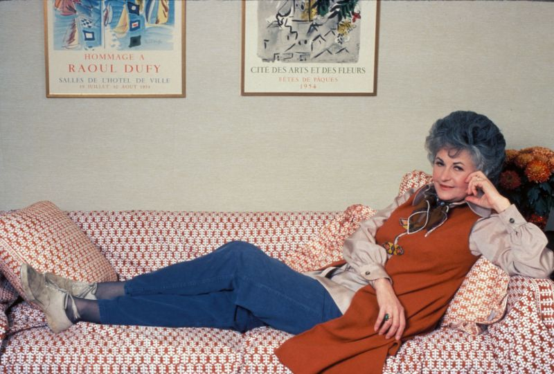 Beautiful Photos of Bea Arthur in the 1970s