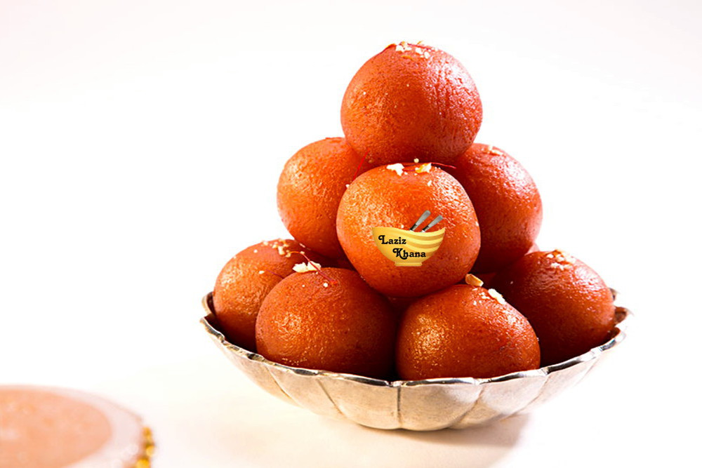 Bread Gulab Jamun Recipe in Hindi