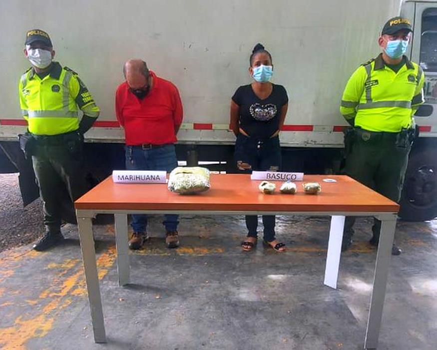 https://www.notasrosas.com/En Valledupar Policía Cesar, captura un hombre y una mujer con marihuana y base de cocaína