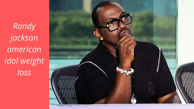 Randy Jackson American idol weight loss