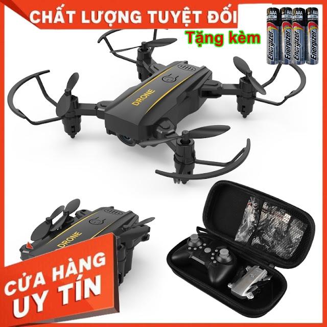 Máy bay điều khiển từ  xa mini Droner