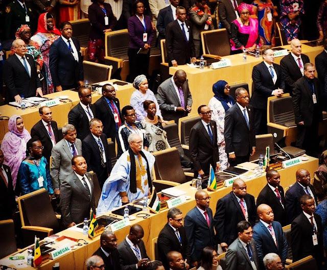 """الحكومة الصحراوية : """" المغرب يحاول التملص مما وقع عليه في الميثاق التأسيسي للإتحاد الإفريقي """""""
