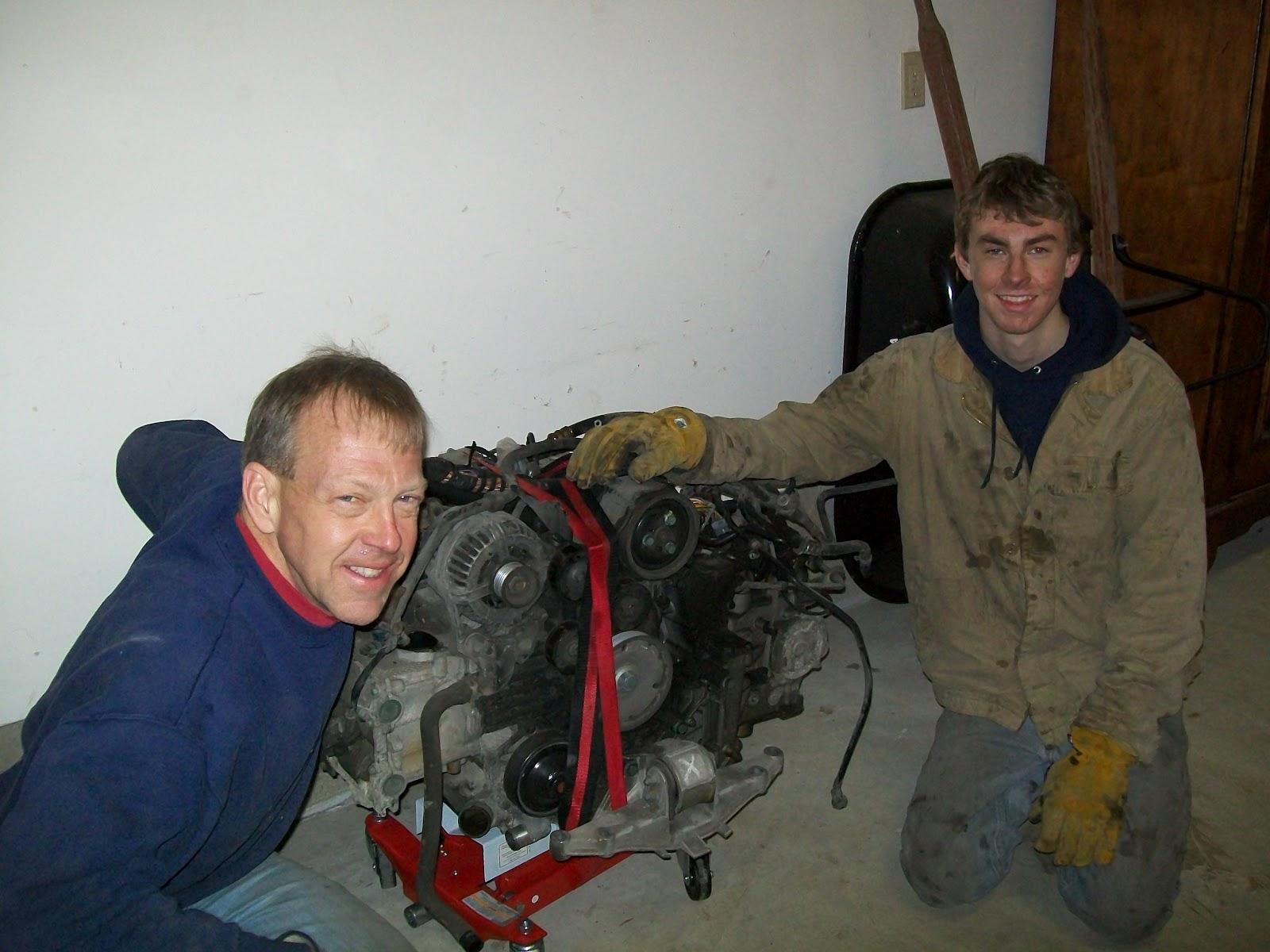Electric Boxster Conversion