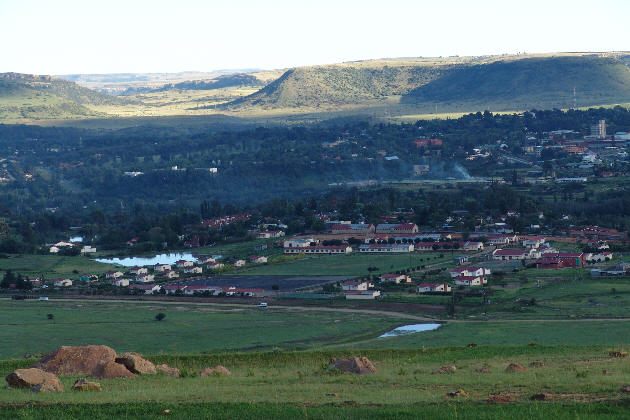 Maseru, Capital do Lesoto