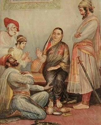 Shivaji Maharaj -  A people's King