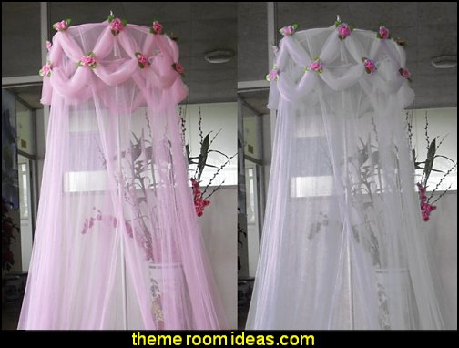 Princess Rose Bed Canopy