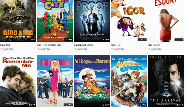 Top 15 Free Movie Download Websites