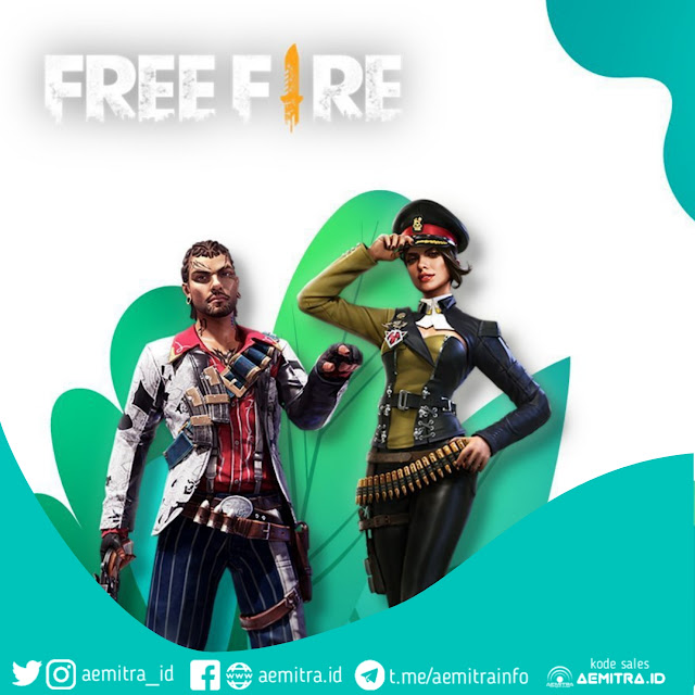 Top up freefire di AEMITRA