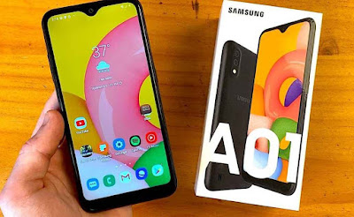 samsung galaxy a01 pubg mobile legends