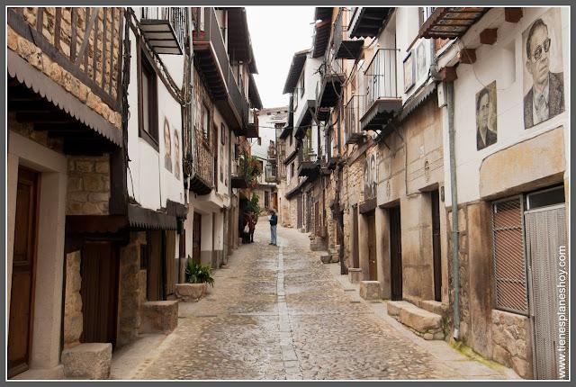Mogarraz en Salamanca
