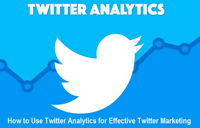 How to Use Twitter Analytics for Effective Twitter Marketing