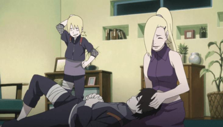 5 Fakta Inojin, Ninja Penerus Klan Yamanaka