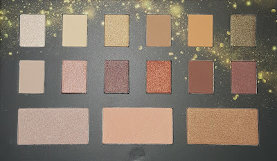 BH Cosmetics Gold Rush Palette