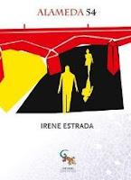 portada del libro policiaco Alameda 54, de Irene Estrada