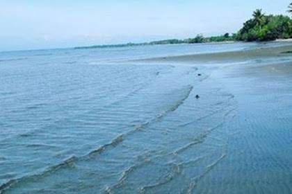 Amazing Keindahan Wisata Pantai Susso di Luwu Timur Sulawesi Selatan