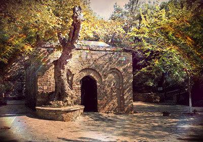 Nhà Đức Mẹ ở Êphêsô