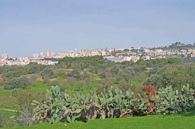 Sycylia, okolice Palermo, co zobaczyć, Dolina Świątyń