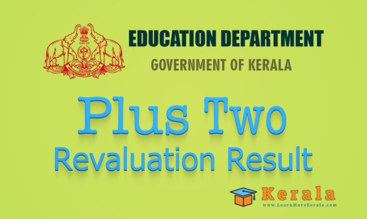 plus two revaluation result 2021