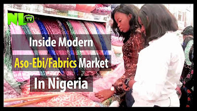 "Meet 24-Year-Old Law Graduate ""Arike Alaso"" Who Makes Millions From Aso-Ebi/ Fabrics Business (WATCH VIDEO)"