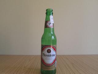Cerveza presidente Beer 57