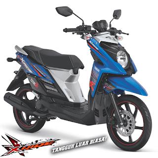 Kredit Motor Yamaha X Ride