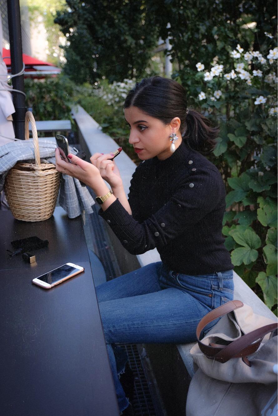 blogueuse mode_estee lauder_blog mode_blogueuse parisienne_influenceuse_pure color envy matte